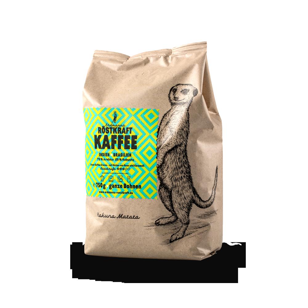 Erdmanns Röstkraft - Kaffee